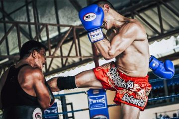 Muay Thai vs MMA